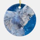 Crystal Angel Ceramic Ornament
