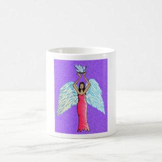 Crystal Angel Mug