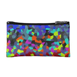 Crystal art cosmetic bags