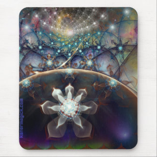 Crystal Ascension Mouse Pad