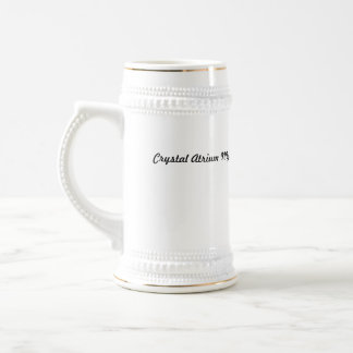 Crystal Atrium NYC - cricketdiane art mug