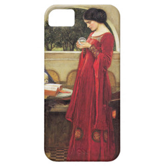 Crystal Ball by Waterhouse - iPhone 5Case-Mate iPhone SE/5/5s Case