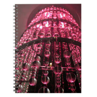 Crystal Ball Chandelier Notebooks