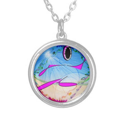 Crystal Ball Distance Runner Necklace