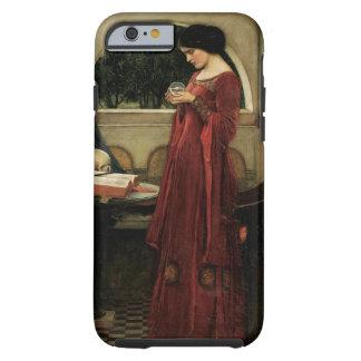 Crystal Ball, JW Waterhouse, Vintage Victorian Art Tough iPhone 6 Case
