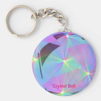 Crystal Ball Keychain