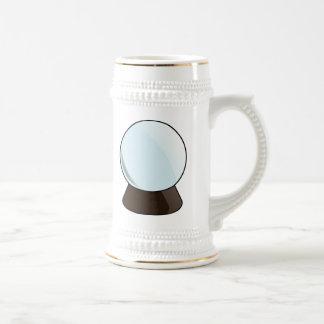 Crystal Ball Coffee Mugs