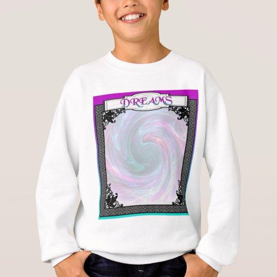 Crystal Ball!  Psychic Impressions and Dreams Sweatshirt