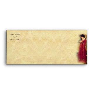 Crystal Ball Return Address Envelopes