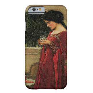 Crystal Ball Waterhouse Painting Magic Fantasy Barely There iPhone 6 Case