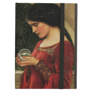 Crystal Ball Waterhouse Painting Magic Fantasy iPad Air Case
