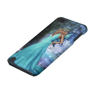 Crystal Blue iPod Touch (5th Generation) Cover