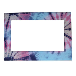 Crystal Blue Persuasion Magnetic Photo Frame