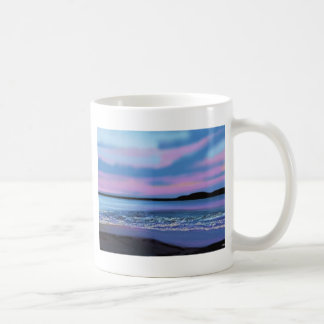 Crystal Blue Water Coffee Mug