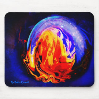 Crystal Bowl Mouse Pad