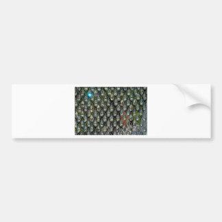 Crystal Bumper Sticker