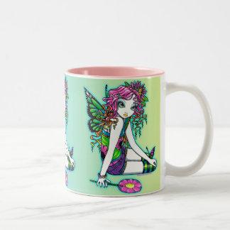 Crystal Candy Rainbow Fairy Mug