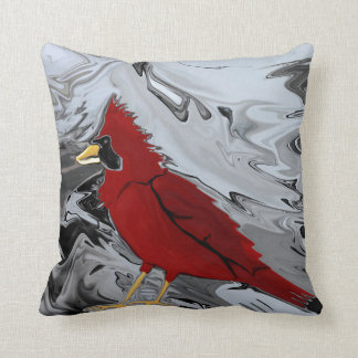 Red Cardinal Bird Pillows - Decorative & Throw Pillows Zazzle