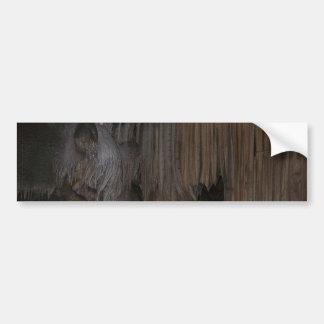 Crystal Cave Bumper Sticker