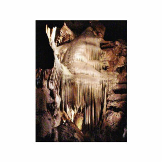 Crystal Cave Cut Out
