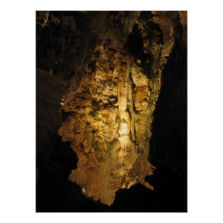 Crystal Cave Poster