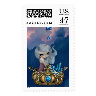 """""""Crystal Chariot"""" Stamps"""