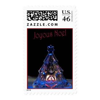 Crystal Christmas Tree 2 Stamp