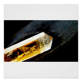 Crystal Citrine Healing