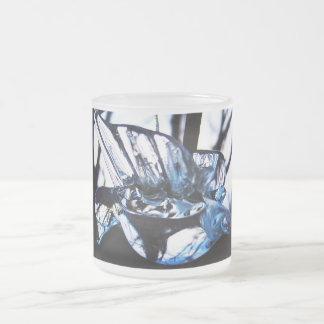 Crystal Clear Hummingbird Mug