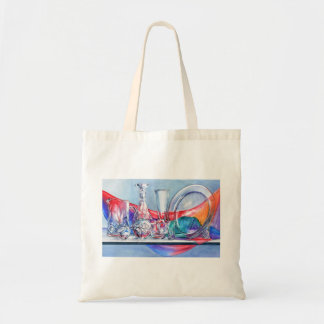 Crystal Clear in Color Tote Bag