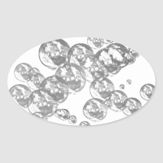 Crystal Clear.png Oval Sticker