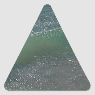 Crystal Clear Wave Movement Stickers