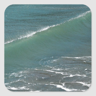Crystal Clear Wave Movement Sticker