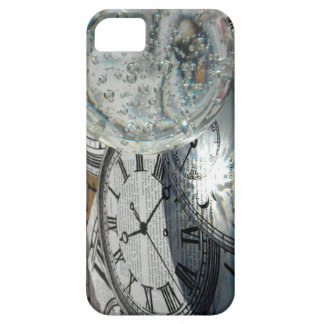 Crystal Clocks iPhone SE/5/5s Case