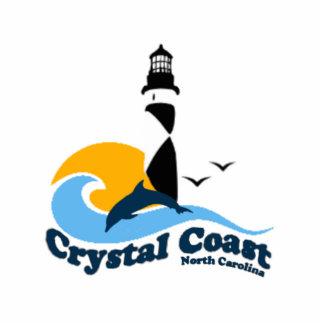 Crystal Coast. Photo Cutouts
