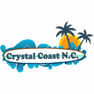 Crystal Coast. Cut Out