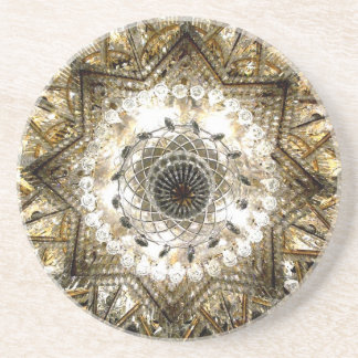 'Crystal' Coaster