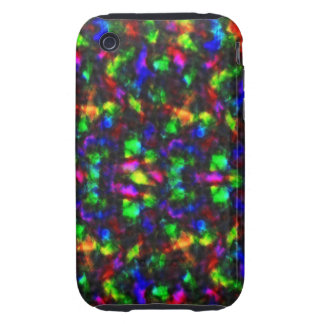 Crystal Colors Tough iPhone 3 Cases