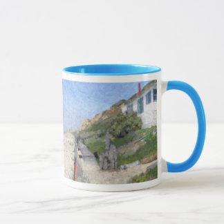 """Crystal Cove Beach"" Mug"