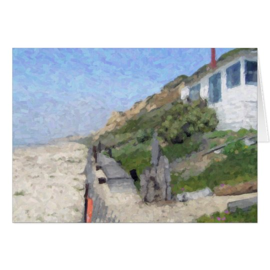 """""""Crystal Cove Beach"""" Note Cards"""