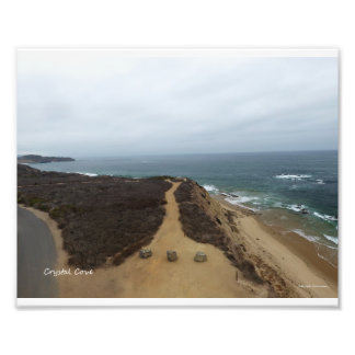 Crystal Cove State Beach Photo Print