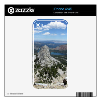 Crystal Crag Mammoth Lakes Basin Mammoth Crest Decal For The iPhone 4S