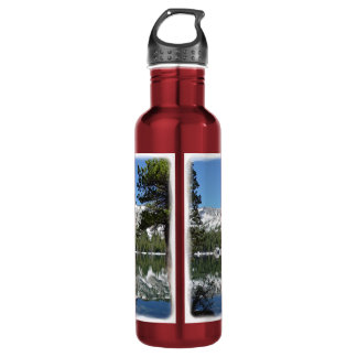Crystal Crag Stainless Steel Water Bottle
