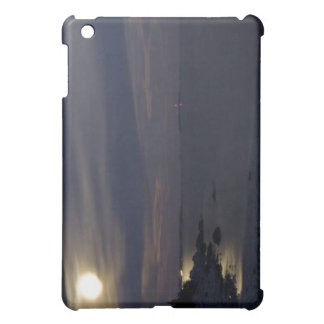 Crystal Crescent Beach Moonlight Case For The iPad Mini