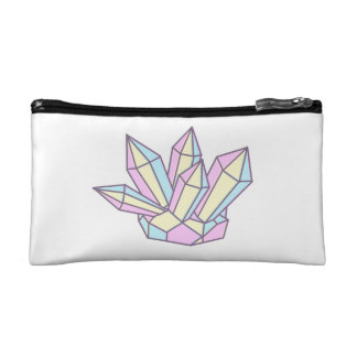 Crystal Design Cosmetic Bag