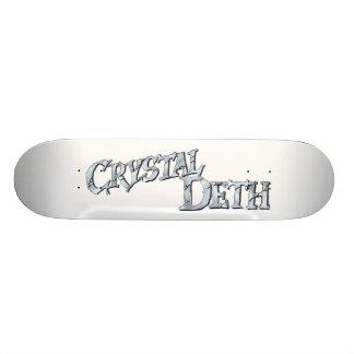 Crystal Deth Skateboard