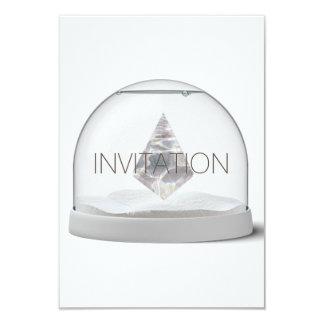 Crystal Diamond Club Party Vip Invitation