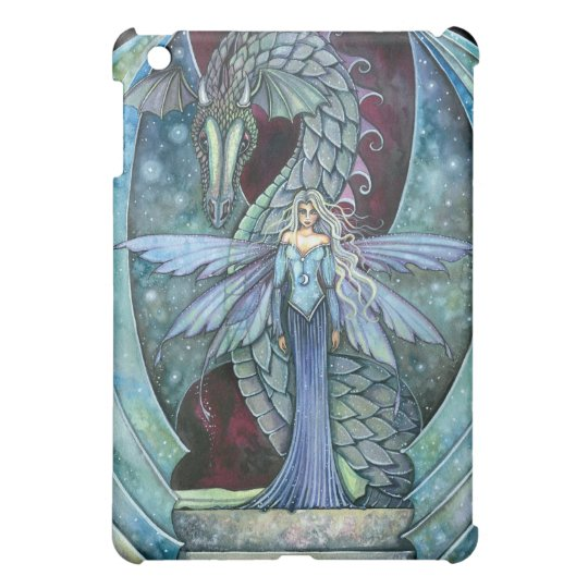 Crystal Dragon Fairy Fantasy iPad Case