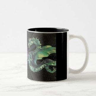 crystal dragon mug