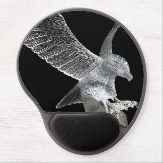 Crystal Eagle Gel Mouse Pad